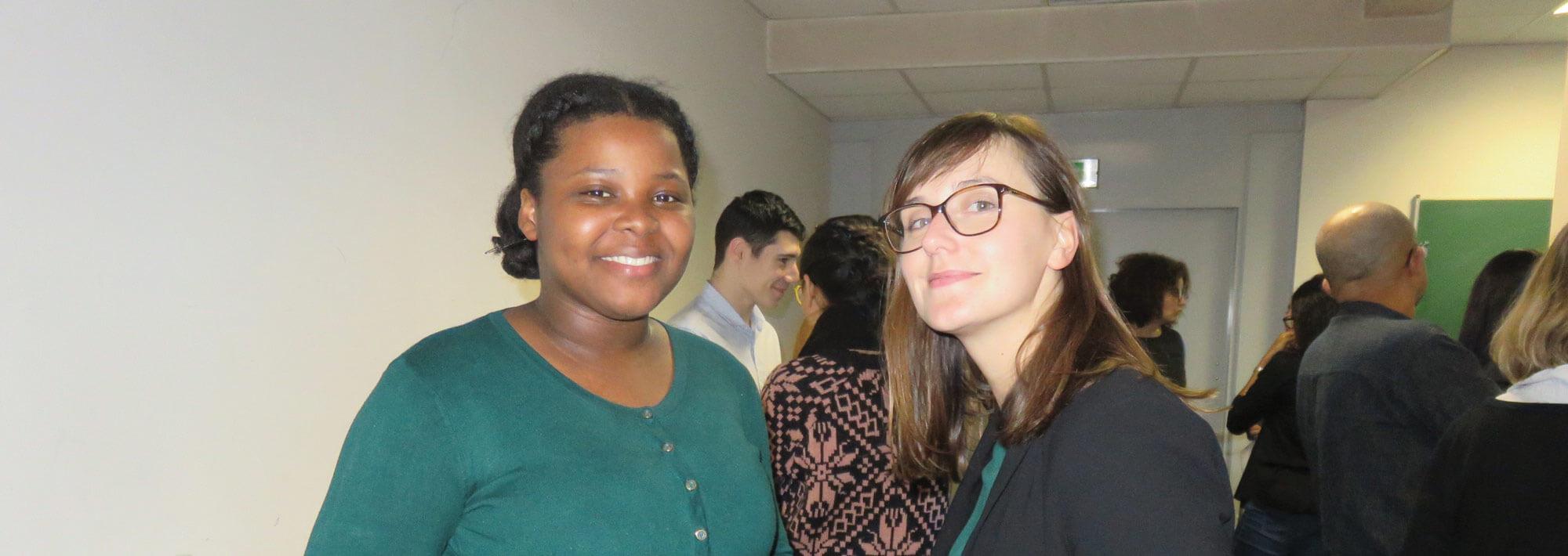 Les étudiants de GEA rencontrent leurs mentors Passeport Avenir