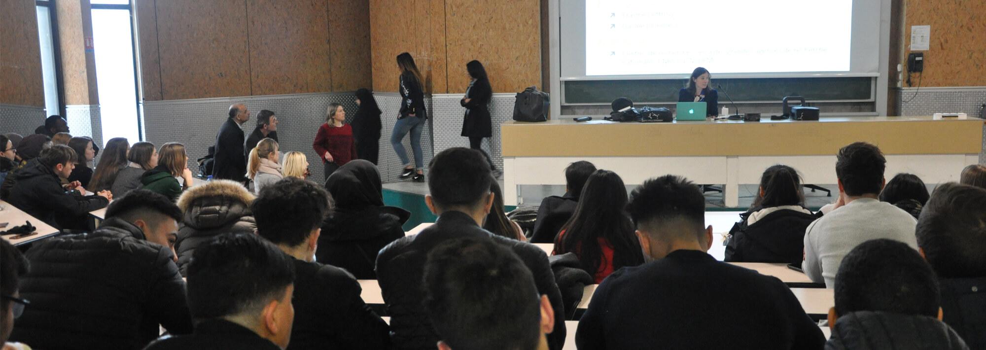 Échange universitaire avec l'école supérieure Plantijn d'Anvers